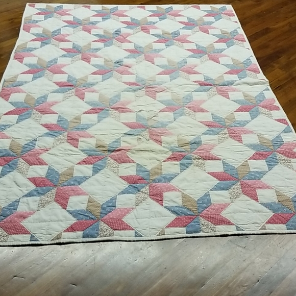 Vintage Quilt for Single Bed